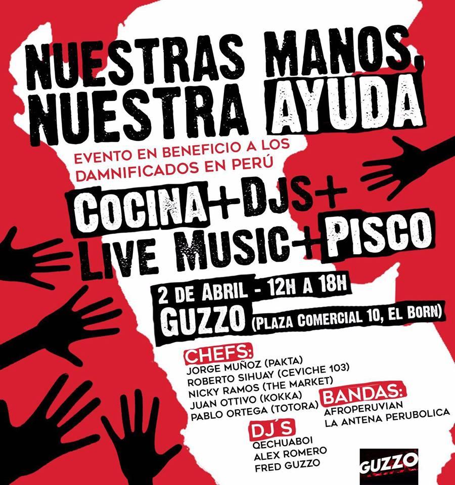 Peru solidaridad Barcelona